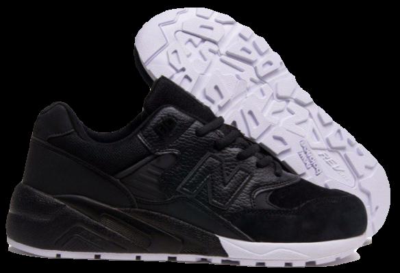 New Balance 580 Мужские черные