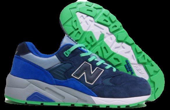 New Balance 580 Мужские синие