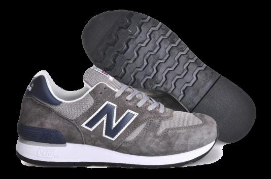 New Balance 670 Серые