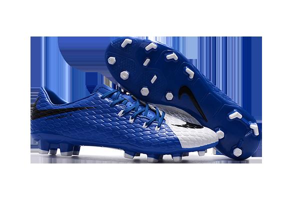 Nike Hypervenom 3 FG Синие с белым