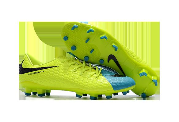Nike Hypervenom 3 FG Салатовые