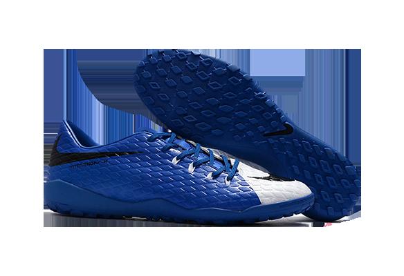 Nike Hypervenom 3 TF Синие с Белым