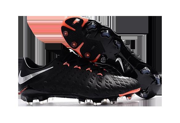 Nike Hypervenom Phantom III FG Черный