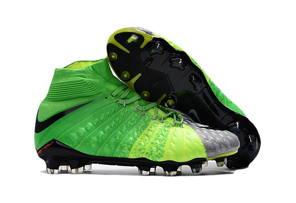 Nike Hypervenom Phantom III FG Зеленый/Серый
