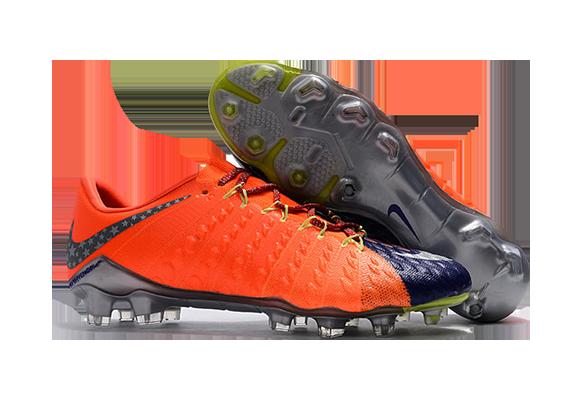 Nike Hypervenom Phantom Premium FG Оранжевый/Синий