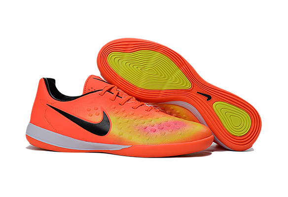 Nike Magista II IC Оранжевые