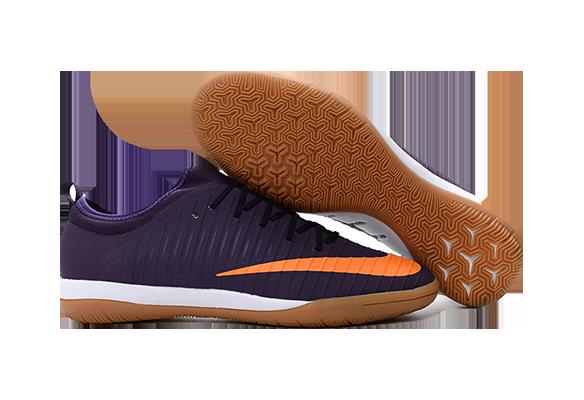 Nike Mercurial Finale VI IC Синие с Оранжевым