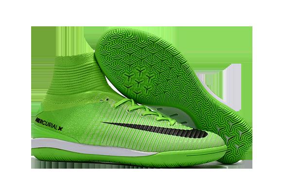Nike Mercurial Proximo II IC Зеленые
