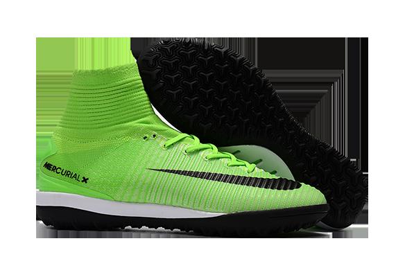 Nike MercurialX Proximo II TF Зеленые