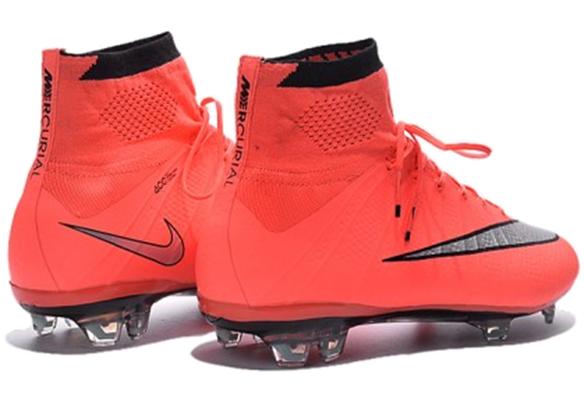 Nike Mercurial Superfly FG Красные