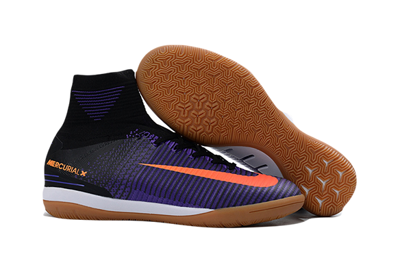 Nike MercurialX Proximo II IC Фиолетовые