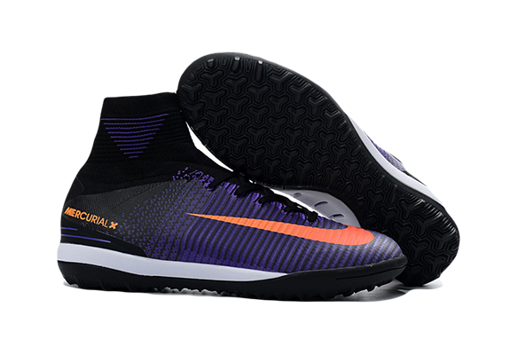 Nike MercurialX Proximo II TF Фиолетовые