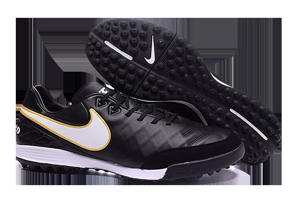 Nike Tiempo Legend V TF Черные