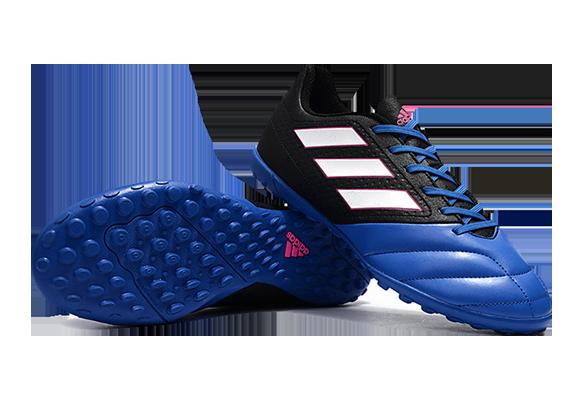 Adidas Ace 17.4 TF Синие с Черным