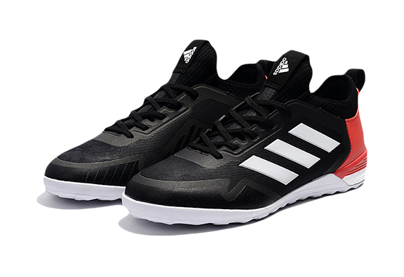 Adidas Ace Tango 17+ Purecontrol IC Черные с Красным