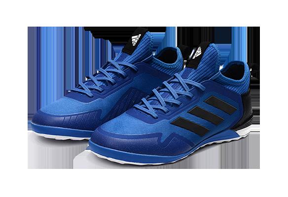 Adidas Ace Tango 17+ Purecontrol IC Синие