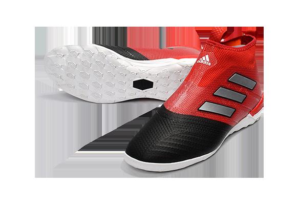 Adidas Ace Tango 17+ Purecontrol IN/IC Красные с Черным