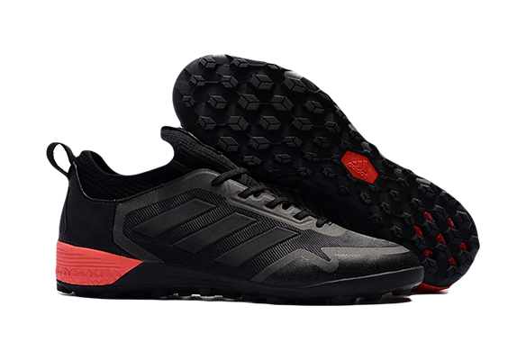 Adidas Ace Tango 17+ Purecontrol TF черные с красным