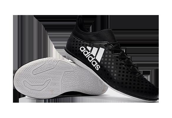 Adidas X 16.3 IC Черные
