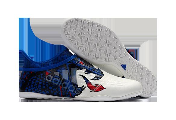 Adidas X Tango 16+ Purechaos IC Синие с Белым