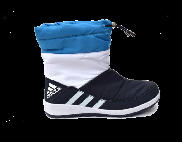 Adidas Choleah Primaloft Черные с синим