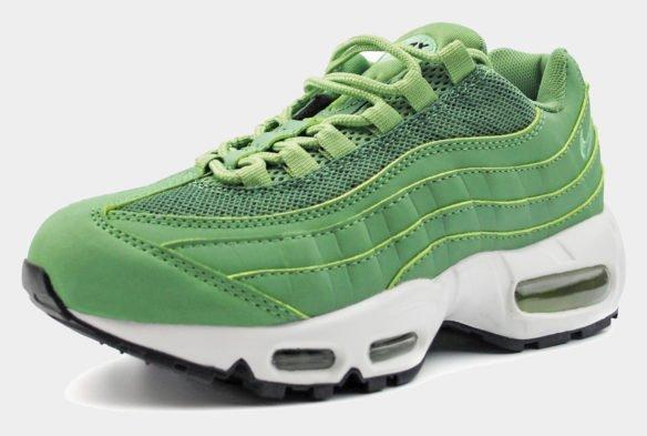 Nike Air Max 95 Зелёные