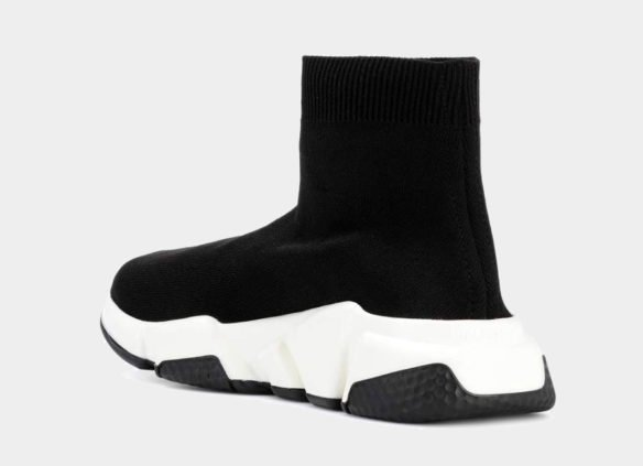Фото Balenciaga Speed Trainer черные - 2
