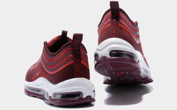 Фото Nike Air Max 97 Ultra красные - 1
