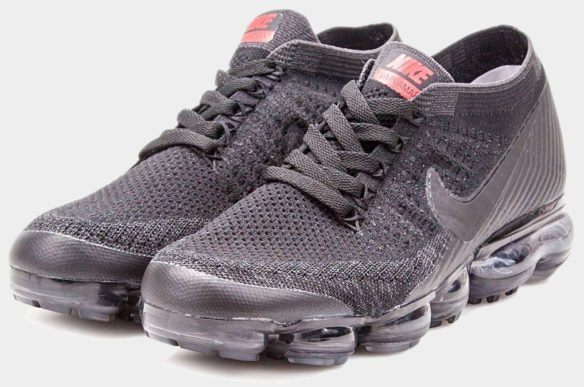 Nike Air VaporMax Flyknit (Black)