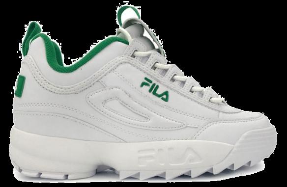 Fila Disruptor 2 (White-Green)