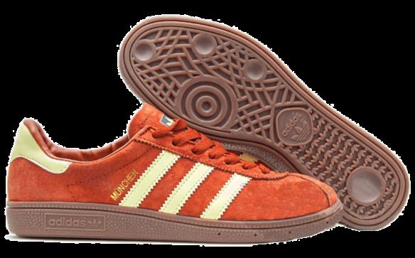Adidas Munchen (Sand-Vintage-White)