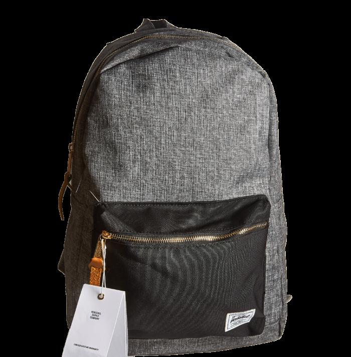 Рюкзак Herschel серый с черным