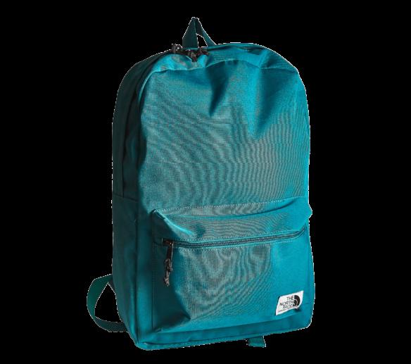 Рюкзак The North Face зеленый
