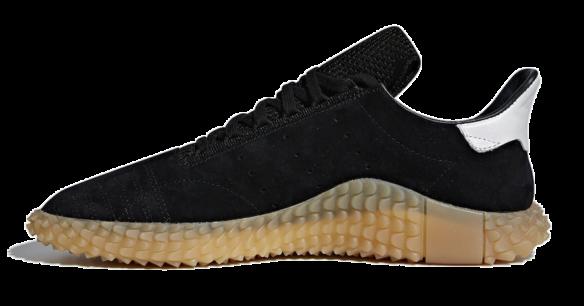 Adidas Kamanda Black Gum