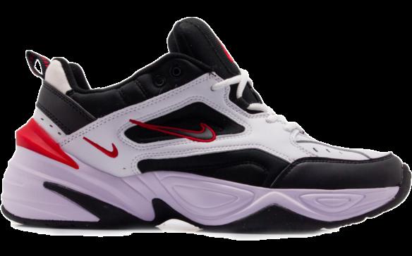 Nike M2K Tekno White Red