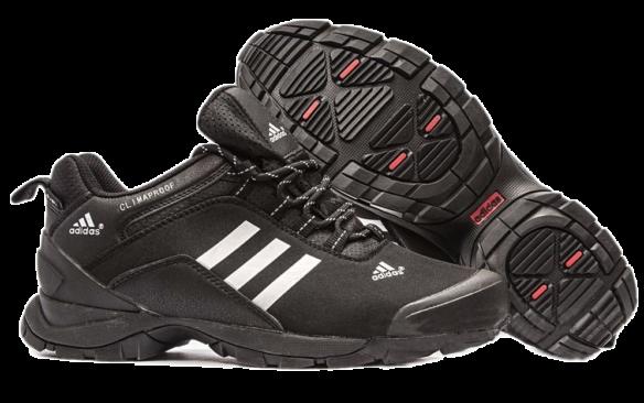 Adidas Terrex Climaproof (Black-Silver White)
