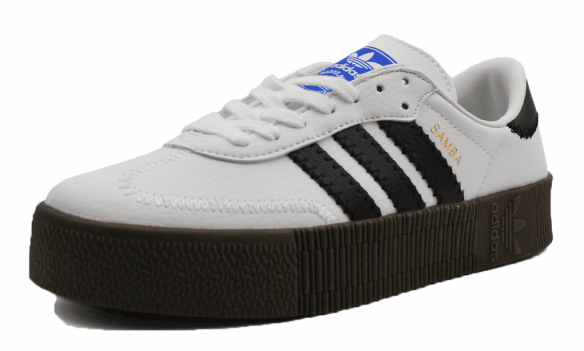 Adidas Samba белые