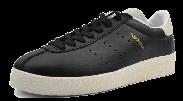 Adidas Topanga черно-белые