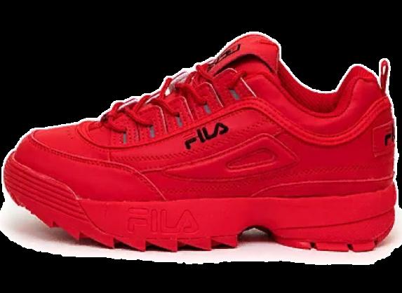 Fila Disruptor 2 All Red