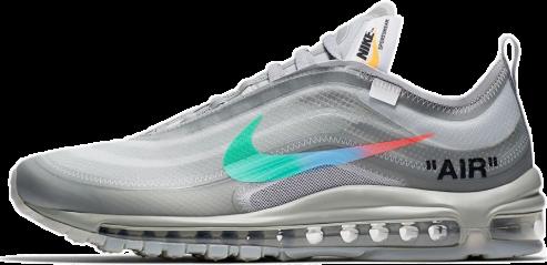 """Off-White x Nike Air Max 97 """"Menta"""""""