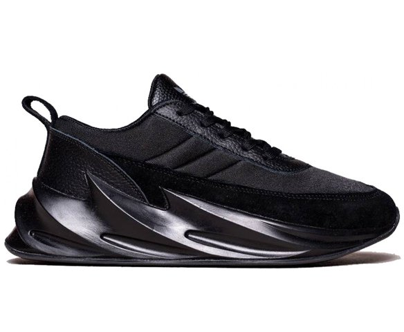 Adidas Sharks (черные)