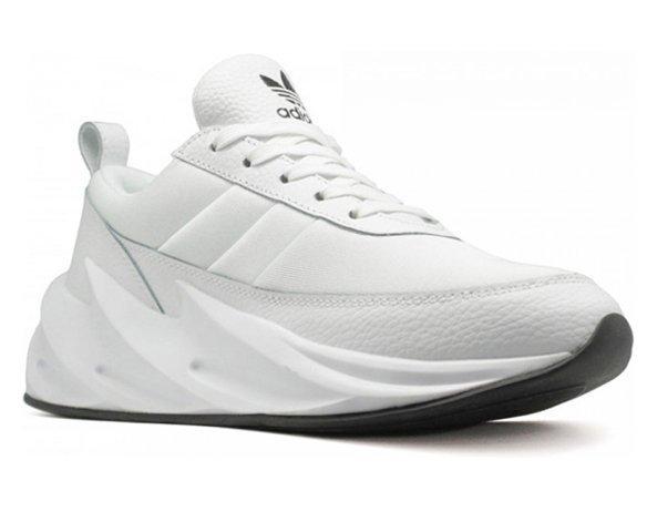 Adidas Sharks (белые)