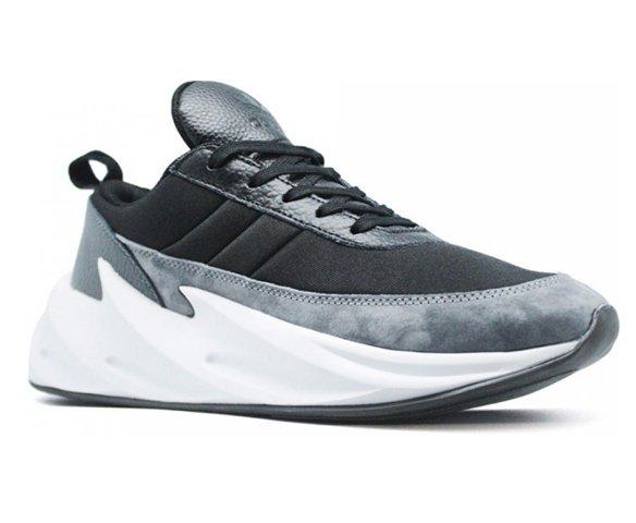 Adidas Sharks Black-Grey