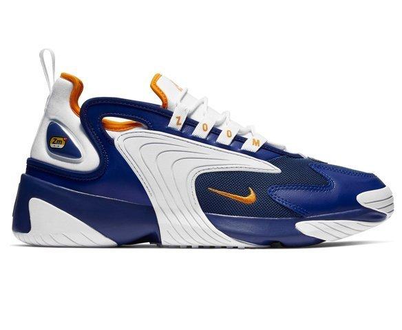 Nike Zoom 2K синие