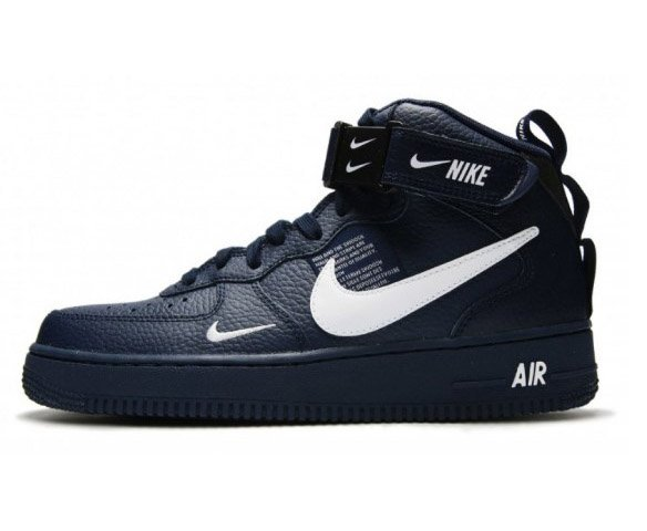 Nike Air Force 1 Mid 07 LV8 AF1 Black
