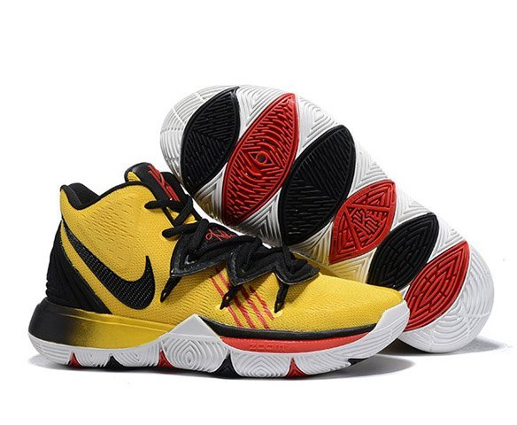 Nike Kyrie 5 Mamba Mentality Black Yellow