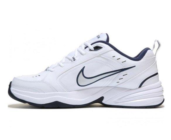 Nike Air Monarch white