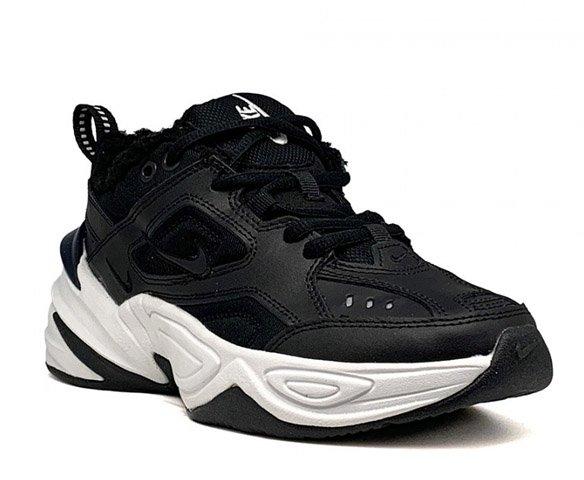 Зимние Nike M2K Tekno Black