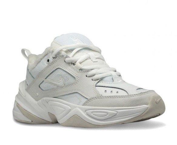 Зимние Nike M2K Tekno White