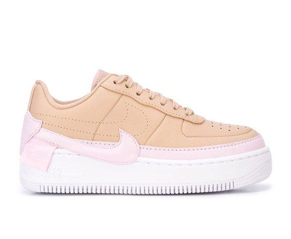 Nike Air Force 1 Jester XX бежевые